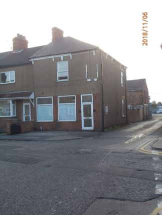 Thumbnail End terrace house to rent in Convamore Road, Grimsby