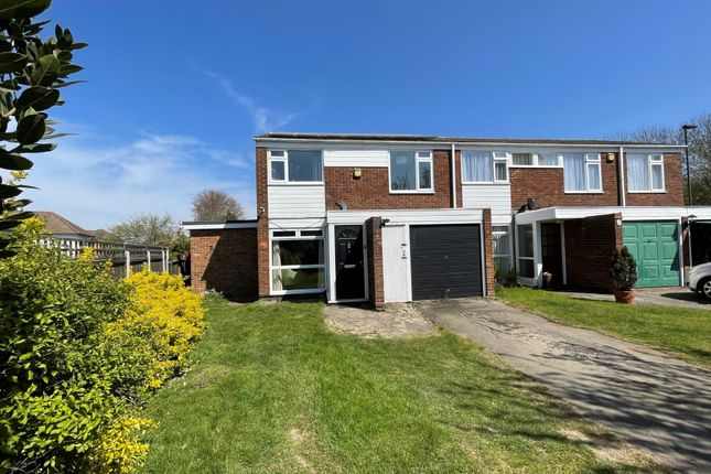 3 bed semi-detached house for sale in Kennedy Close, Petts Wood, Orpington BR5