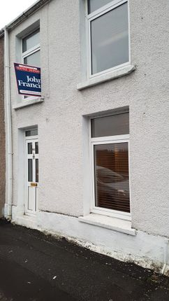 Thumbnail Terraced house to rent in Neath Road, Morriston, Swansea
