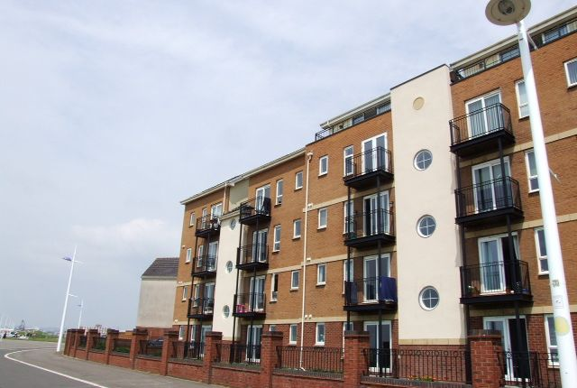 Thumbnail Flat for sale in 43 Jersey Quay, Sandfields, Port Talbot