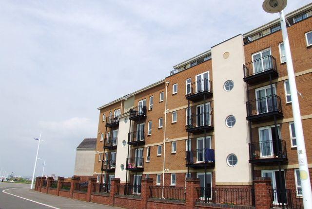 Thumbnail Flat for sale in 43 Jersey Quay, Aberavon, Port Tablot