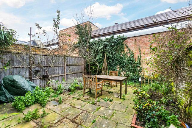 Garden of Furness Road, London SW6