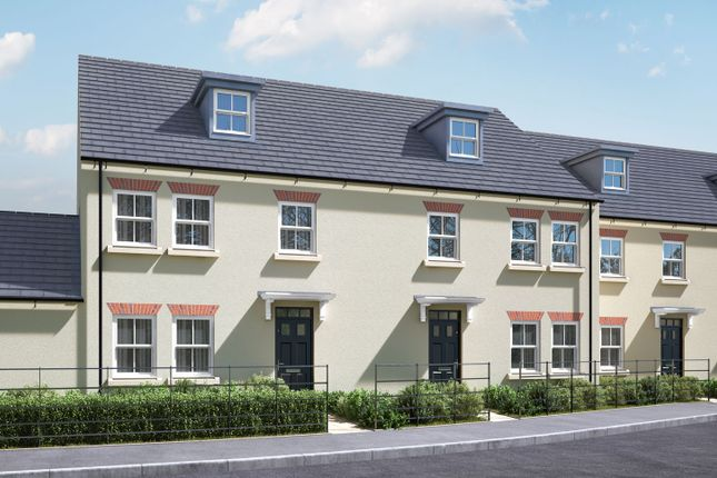 """Thumbnail Semi-detached house for sale in """"The Ripley"""" at Pioneer Way, Bicester"""