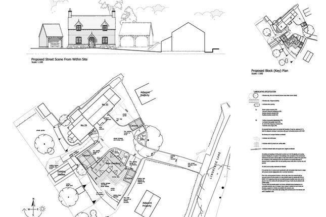 Thumbnail Land for sale in Lindridge Lane, Desford, Leicester