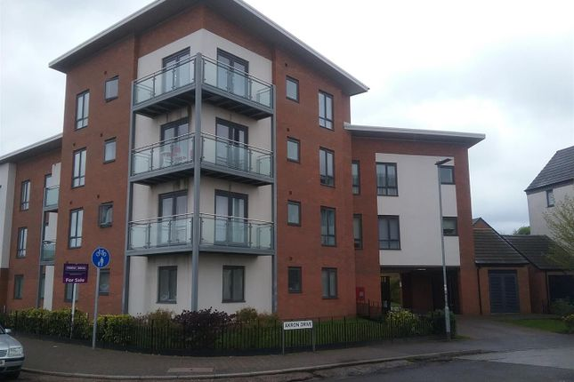 Thumbnail Flat for sale in Akron Drive, Wolverhampton
