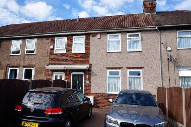 Thumbnail Town house for sale in Brown Crescent, Sutton-In-Ashfield