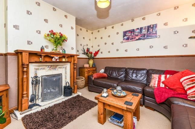 Lounge of Banks Crescent, Heysham, Morecambe, Lancashire LA3