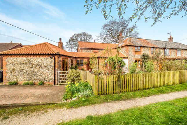 Thumbnail Cottage for sale in Mill Road, Bintree, Dereham