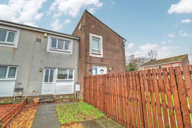 Thumbnail Terraced house for sale in Ochiltree Drive, Mid Calder, Livingston