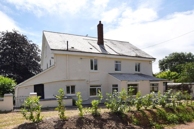 Thumbnail Detached house to rent in Growen Lane, Cullompton