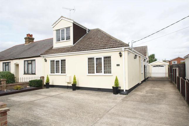 Thumbnail Property for sale in Gravel Road, Eastwood, Leigh-On-Sea
