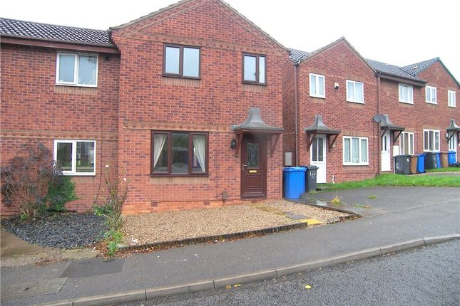 Thumbnail Semi-detached house to rent in Old Mansfield Road, Derby