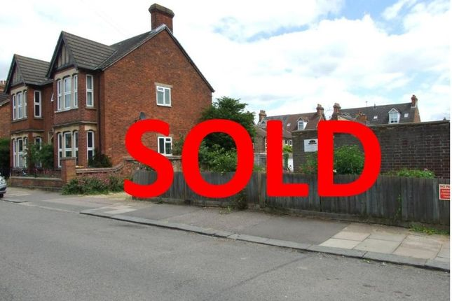 Land for sale in Goldington Avenue, Bedford