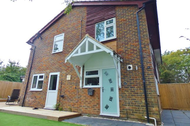 Thumbnail Semi-detached house for sale in Lynholm Road, Polegate