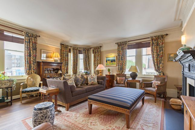 Thumbnail Flat for sale in St Albans Mansions, Kensington Court Place, London