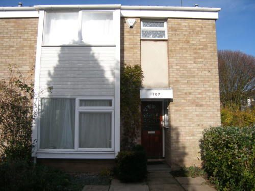 Thumbnail End terrace house to rent in Upper Holly Walk, Leamington Spa