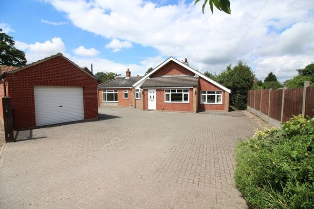 Thumbnail Detached bungalow for sale in Orchard Close, Blofield, Norwich