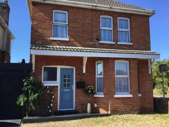 Thumbnail Detached house for sale in Rosemary Road, Parkstone, Poole