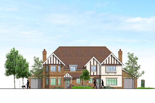 Thumbnail Semi-detached house for sale in Winterbrook, Wallingford