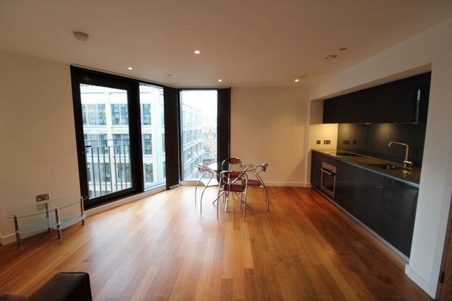 Thumbnail Flat to rent in City Loft, St Paul's Square, Sheffield