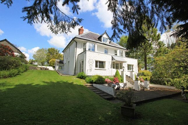 Thumbnail Detached house for sale in Bronwydd Arms, Carmarthen