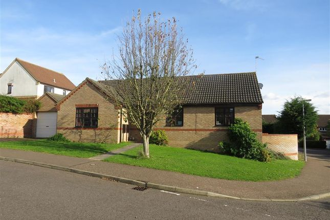 Thumbnail Detached bungalow for sale in Plantation Road, Fakenham