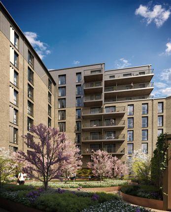 Thumbnail Flat for sale in Betjeman Court, Bentinck Road, Yiewsley, West Drayton