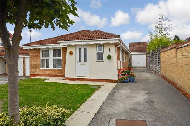 Thumbnail Bungalow for sale in Sycamore Close, Hessle, East Riding Of Yorkshire