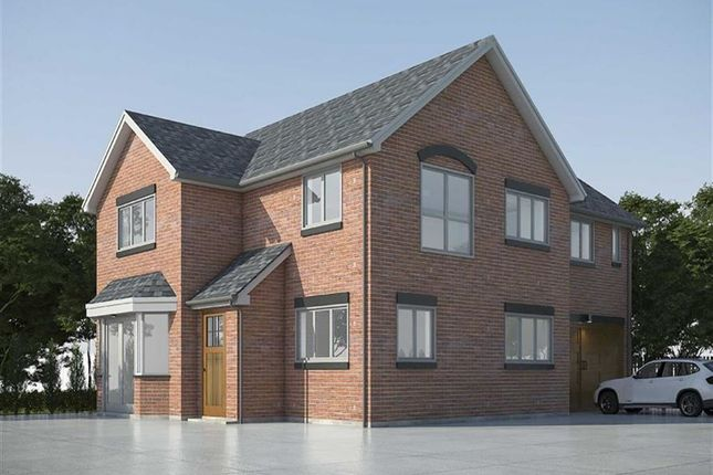 Thumbnail Detached house for sale in Dover Close, Warton, Preston