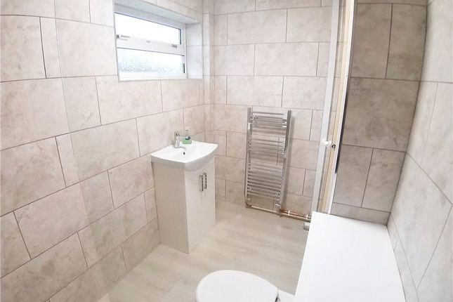 Shower Room of Gairloch Close, Stenson Fields, Derby DE24