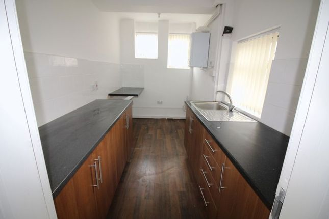 Thumbnail Terraced house to rent in Aintree Road, Bootle