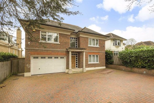Thumbnail Detached house for sale in Totteridge Lane, London