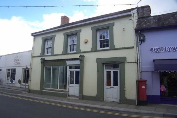 Thumbnail Property to rent in Sycamore Street, Newcastle Emlyn