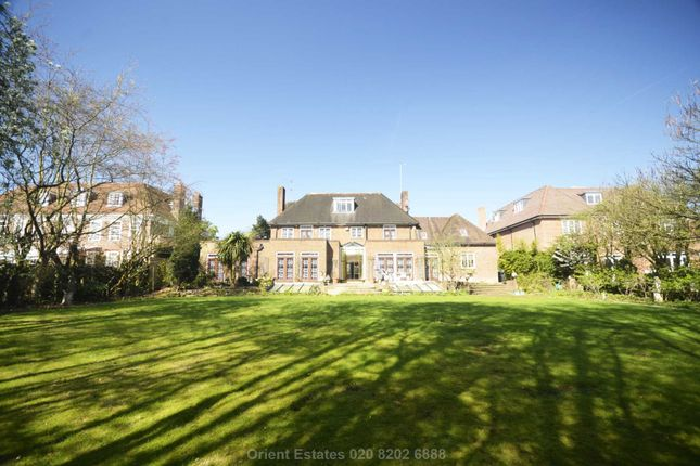 Thumbnail Detached house for sale in Winnington Road, London