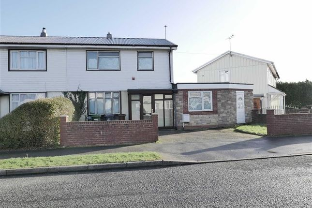 Thumbnail Semi-detached house to rent in Eastcroft Road, Penn, Wolverhampton