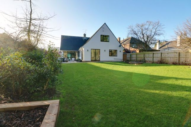 Thumbnail Detached house for sale in The Fairway, West Ella, Hull