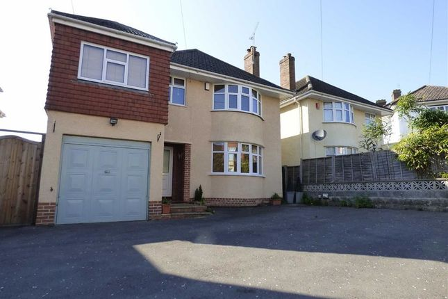 Thumbnail Detached house for sale in Trewartha Park, Weston-Super-Mare