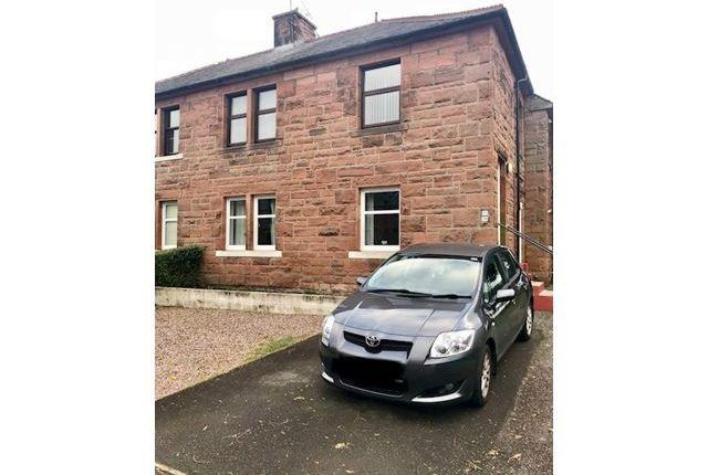 Thumbnail Flat to rent in Eastfield Road, Dumfries
