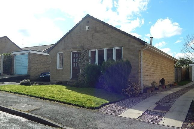 Thumbnail Detached bungalow for sale in Horsfield Close, Colne, Lancashire