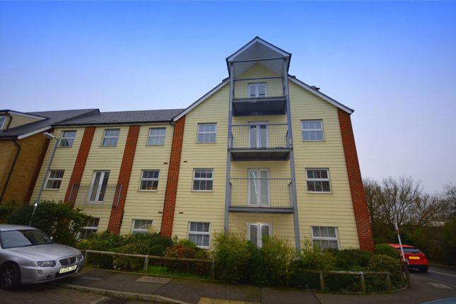 Thumbnail Flat for sale in Baker Way, Witham, Essex