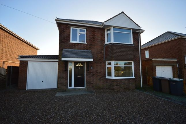 Thumbnail Detached house to rent in Malton Road, North Hykeham, Lincoln