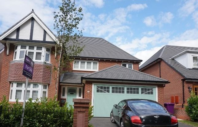 Thumbnail Detached house for sale in Heath Road, Liverpool