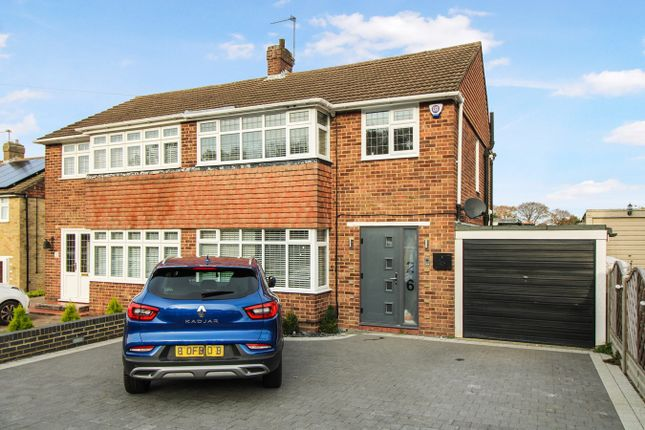 3 bed semi-detached house for sale in Hollingworth Road, Petts Wood, Orpington BR5