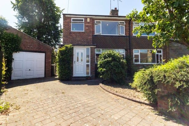 Thumbnail Semi-detached house to rent in Heath Close, York