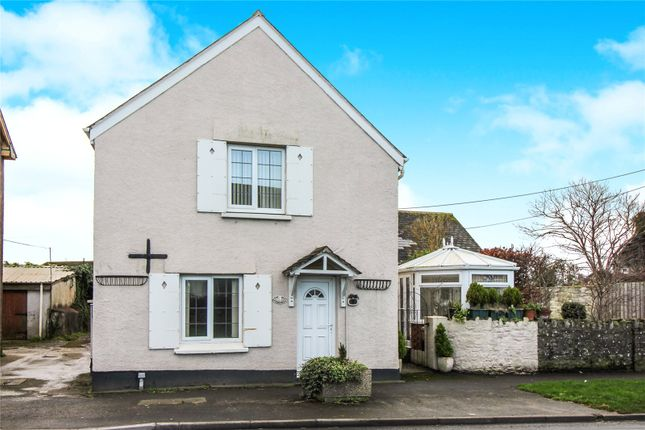 Thumbnail End terrace house for sale in Bickington, Barnstaple