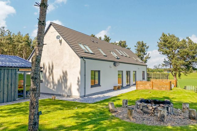 Thumbnail Detached house for sale in The Neuk, Mid Buthill, Roseisle