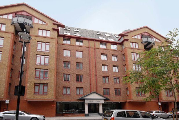 Thumbnail Flat to rent in Monck Street, London
