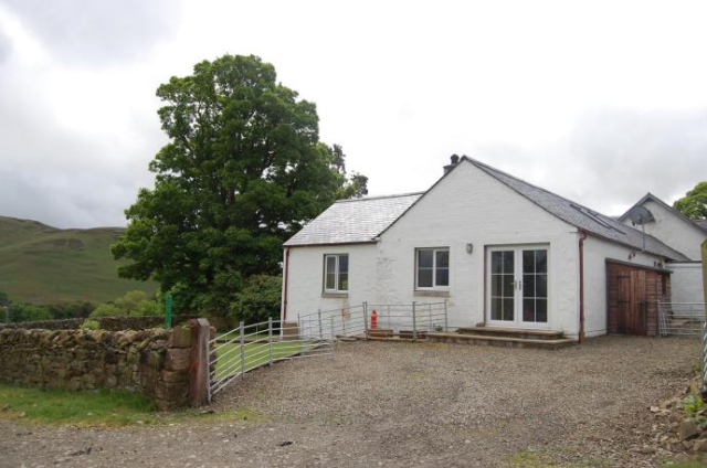 Thumbnail Detached house to rent in Fagyad Cottage Abington, Abington Biggar