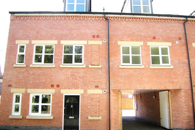 Thumbnail Flat for sale in Oak Street, Leicester