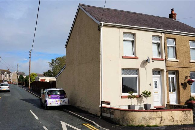 Thumbnail Semi-detached house for sale in Heol-Y-Parc, Cefneithin, Llanelli